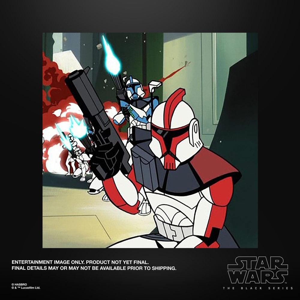 Star wars the black series arc trooper 15cm