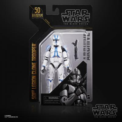 STAR WARS - THE BLACK SERIES - Archive - 501st Legion Clone Trooper 15cm