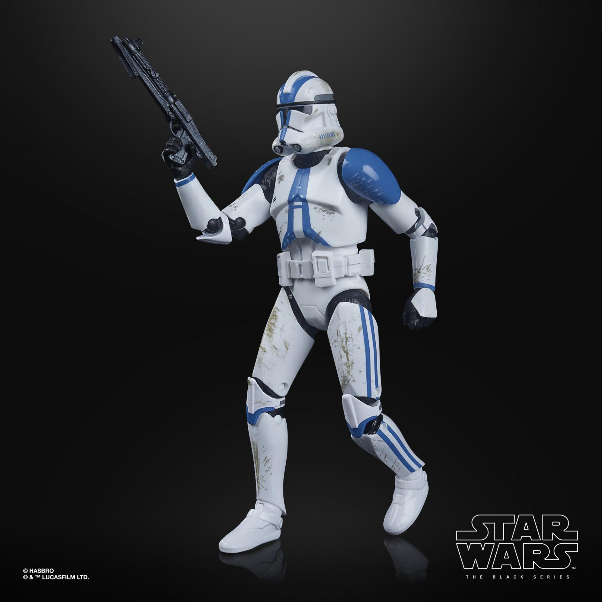 Star wars the black series archive 501st legion clone trooper 15cm1