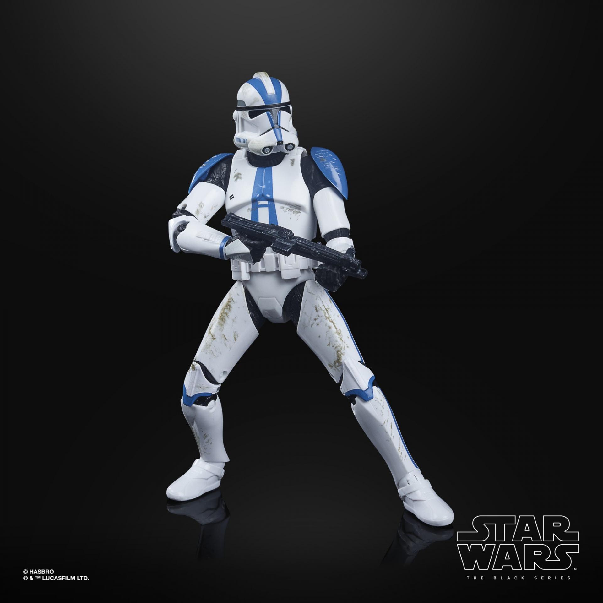 Star wars the black series archive 501st legion clone trooper 15cm2