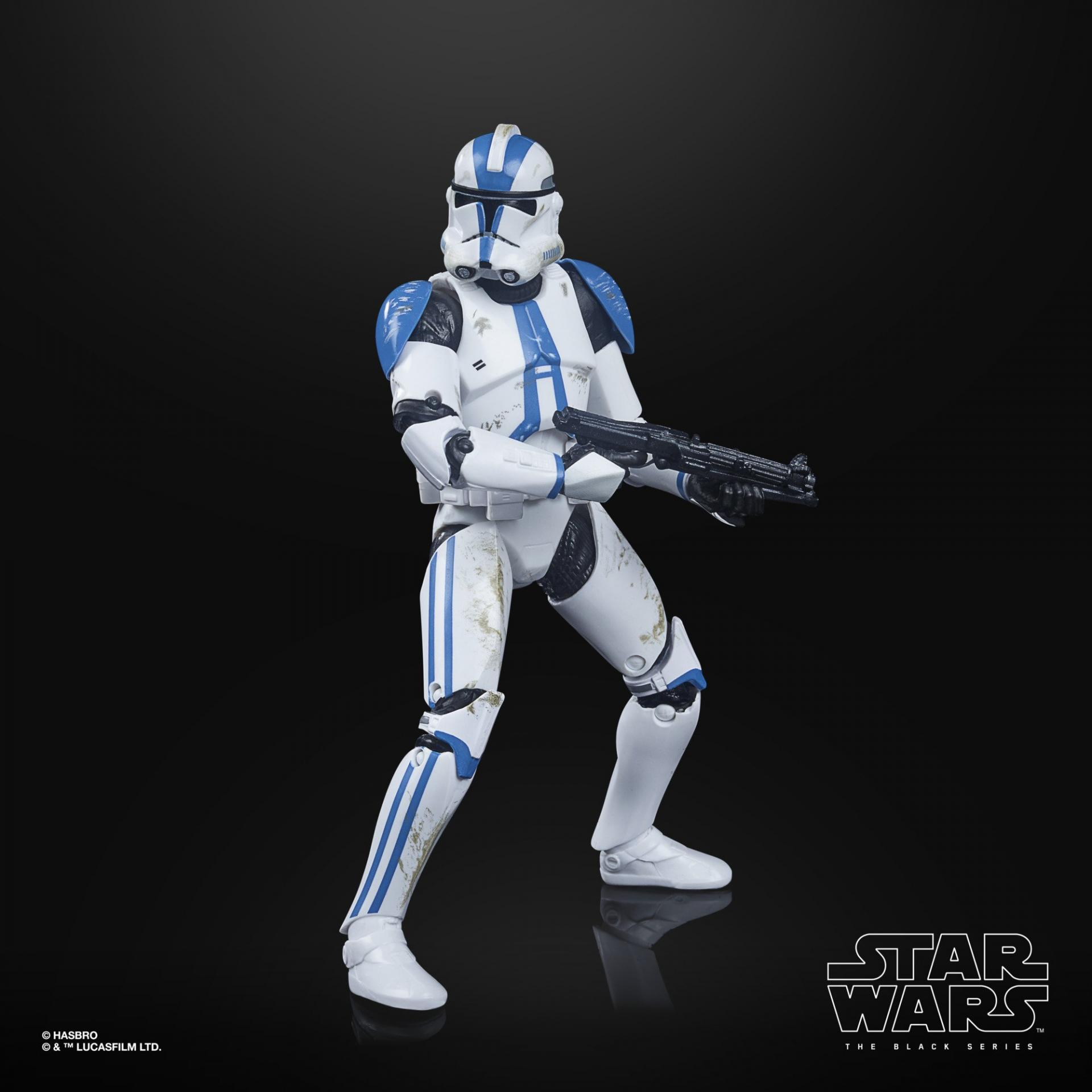 Star wars the black series archive 501st legion clone trooper 15cm3