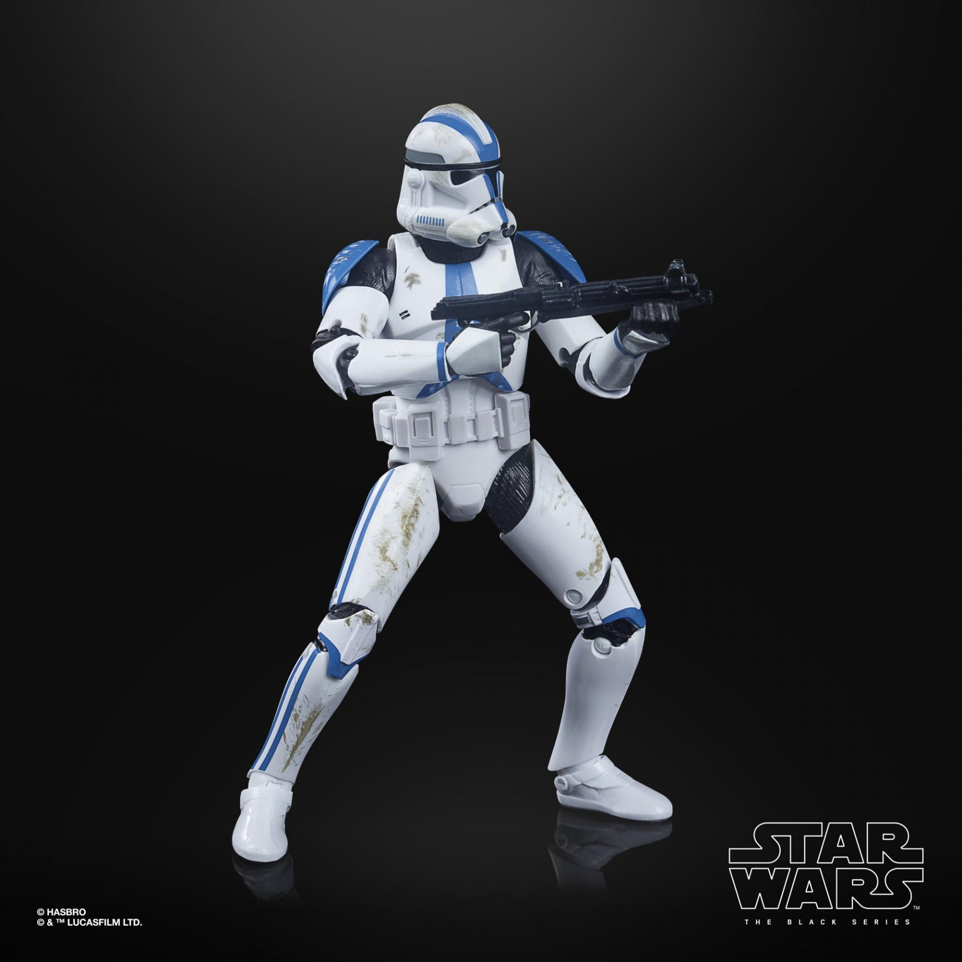 Star wars the black series archive 501st legion clone trooper 15cm4