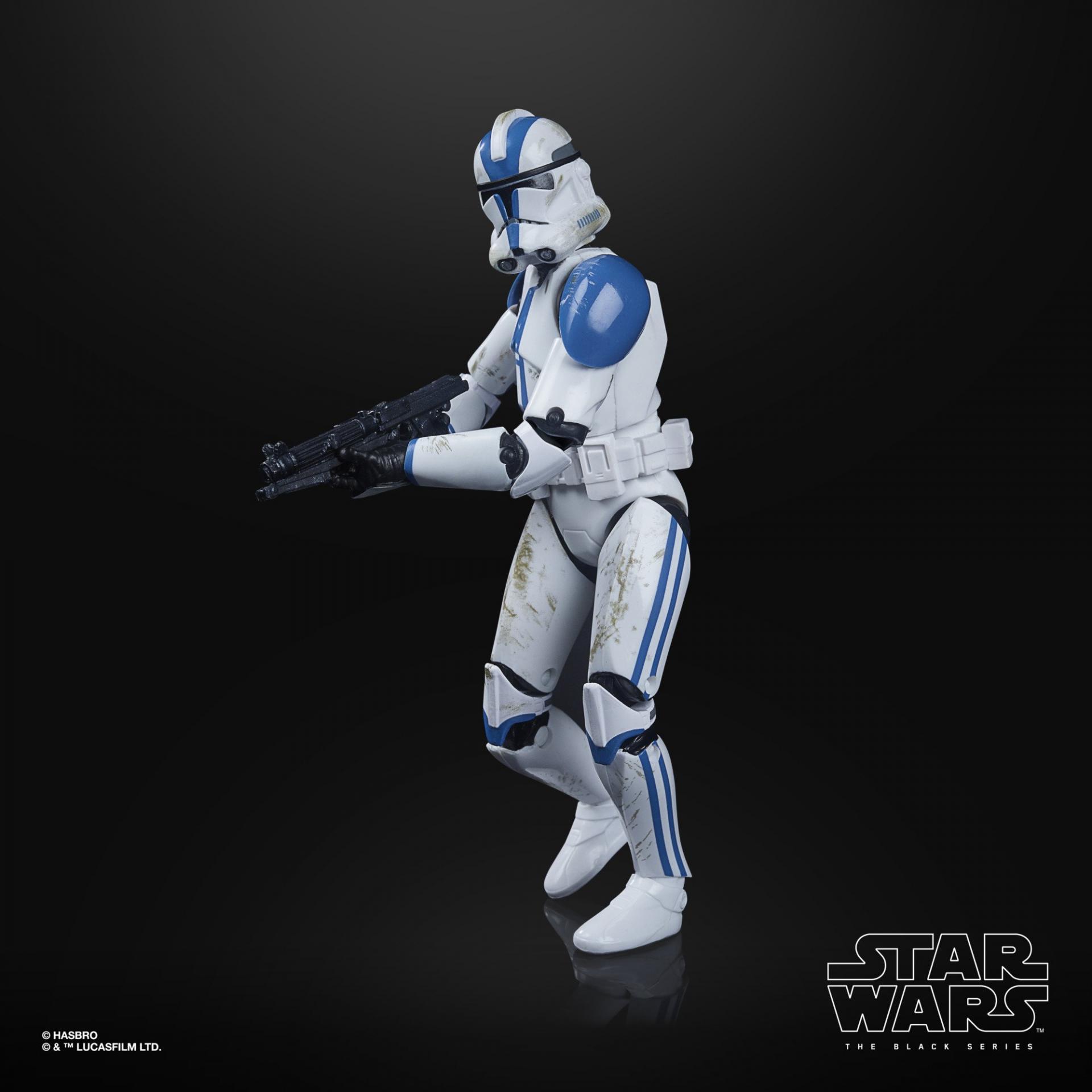 Star wars the black series archive 501st legion clone trooper 15cm5