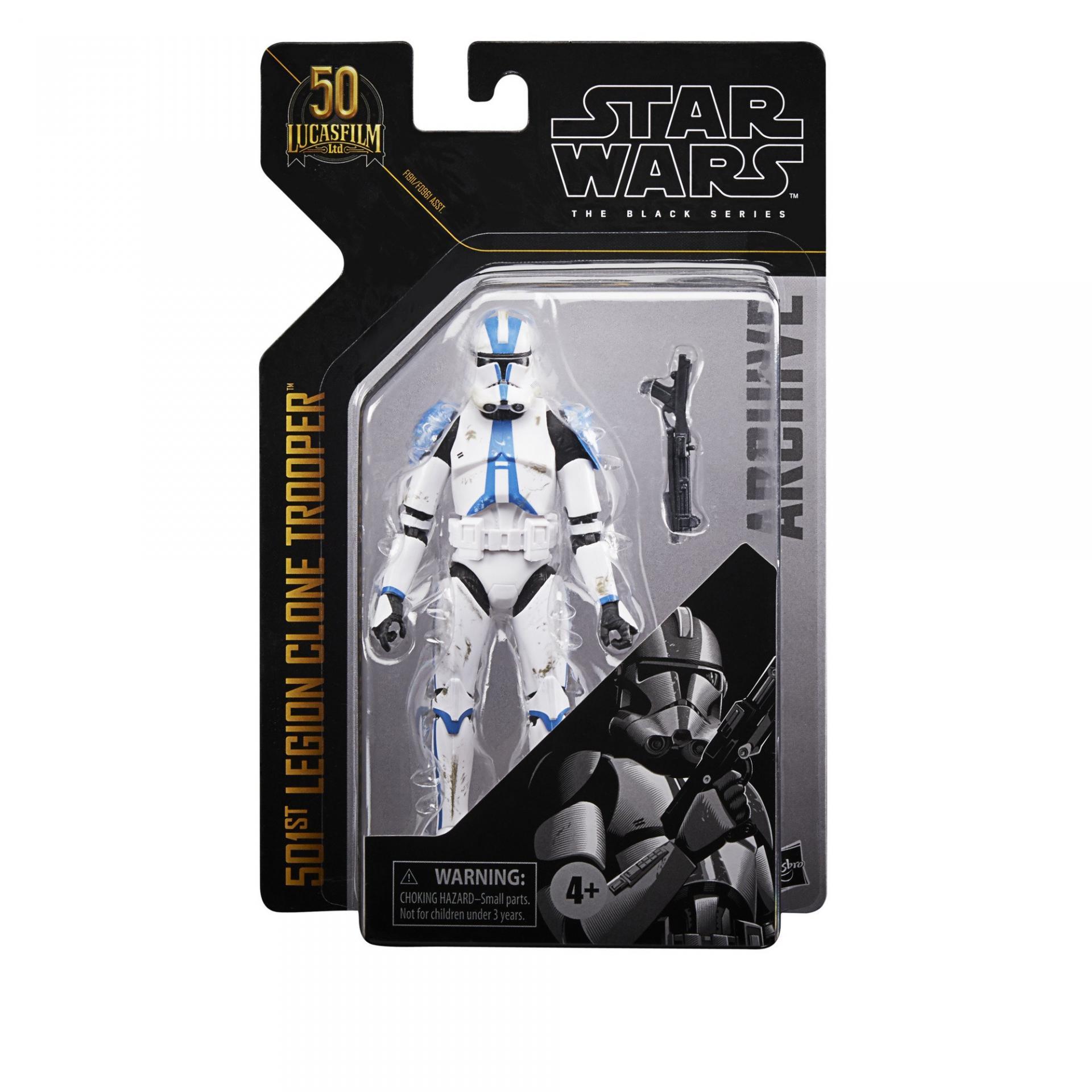 Star wars the black series archive 501st legion clone trooper 15cm6