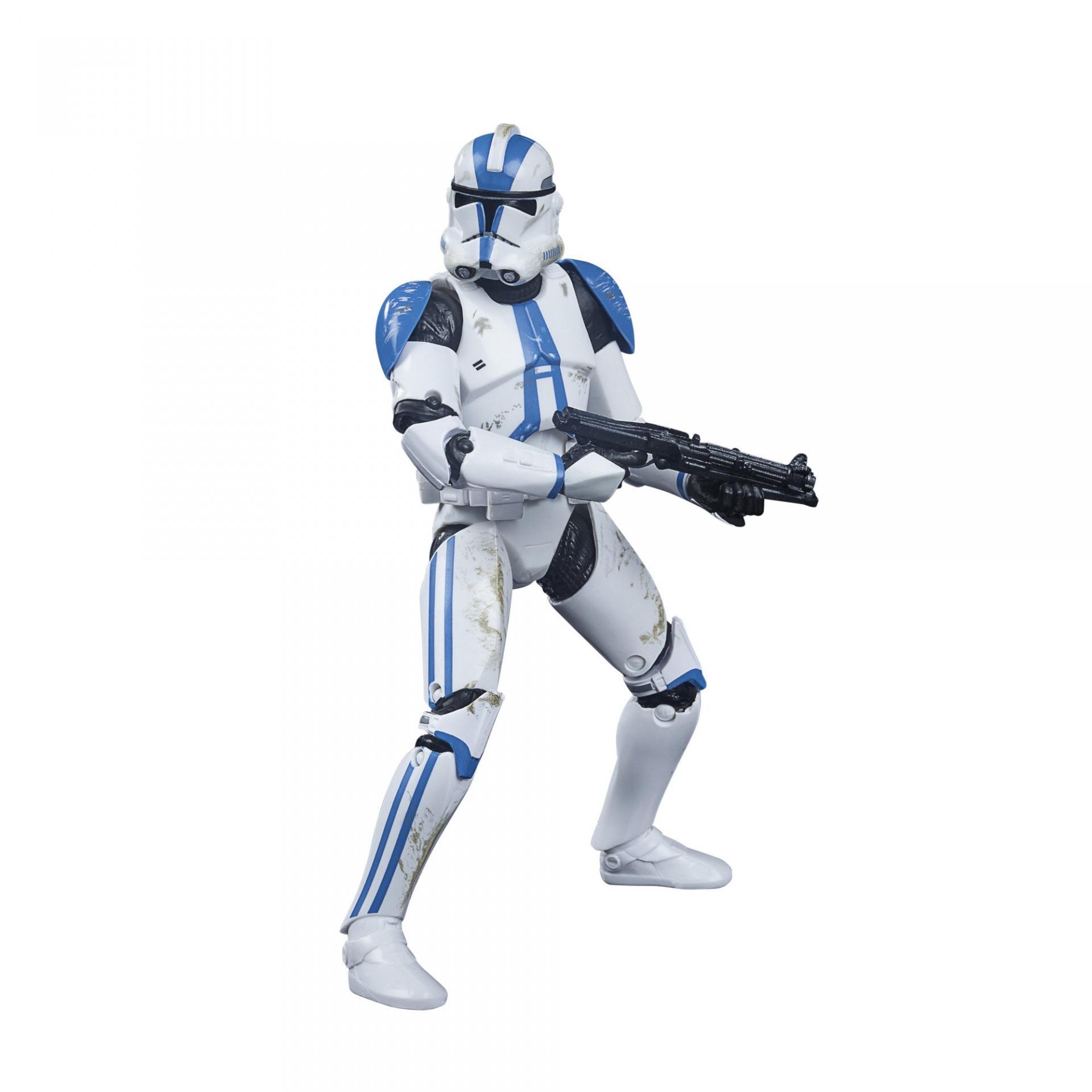 Star wars the black series archive 501st legion clone trooper 15cm7