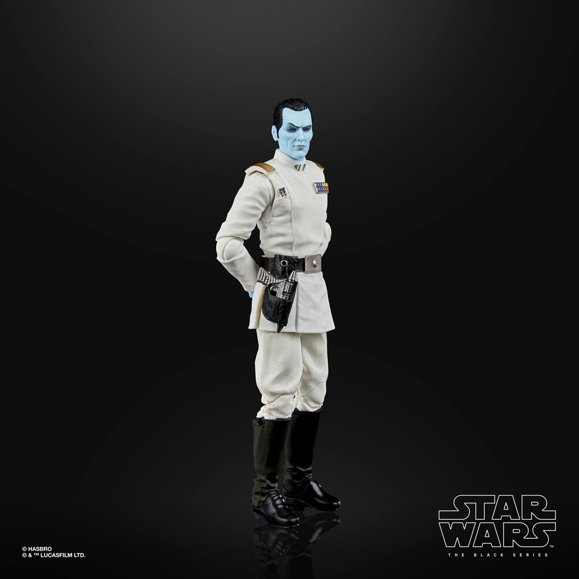 Star wars the black series archive amiral thrawn 15cm1