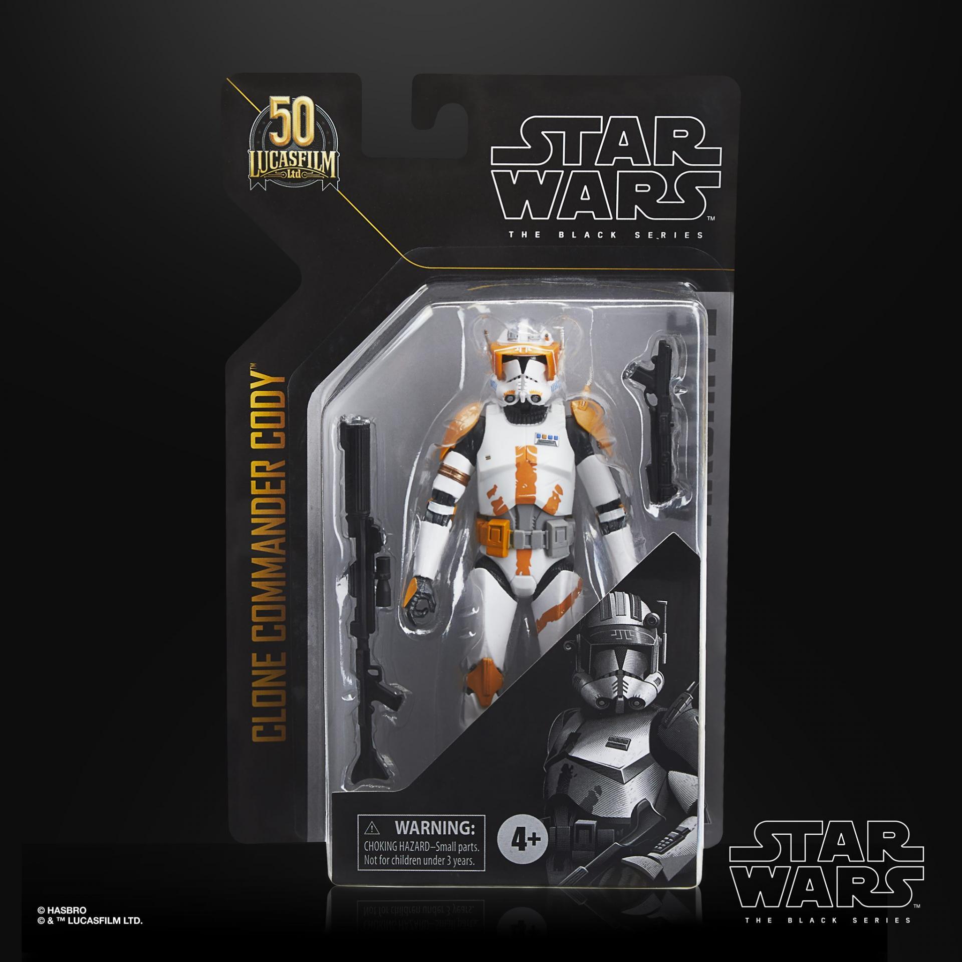 Star wars the black series archive commandant cody 15cm