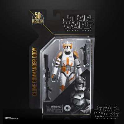 STAR WARS - THE BLACK SERIES - Archive - Commandant Cody 15cm