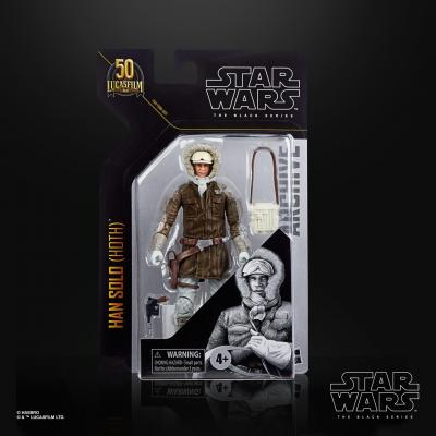 STAR WARS - THE BLACK SERIES - Archive - Han Solo Hoth 6