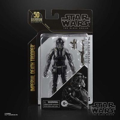 STAR WARS - THE BLACK SERIES - Archive - Imperial Death Trooper 15cm
