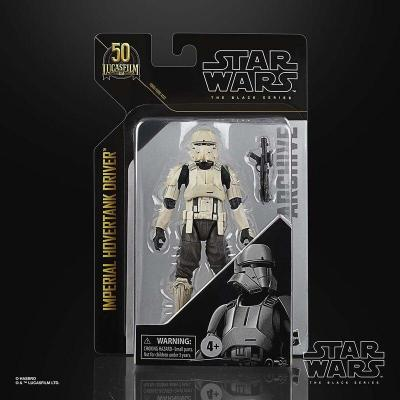 STAR WARS - THE BLACK SERIES - Archive - Imperial Hovertank Driver 15cm