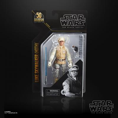 STAR WARS - THE BLACK SERIES - Archive - Luke Hoth 15cm
