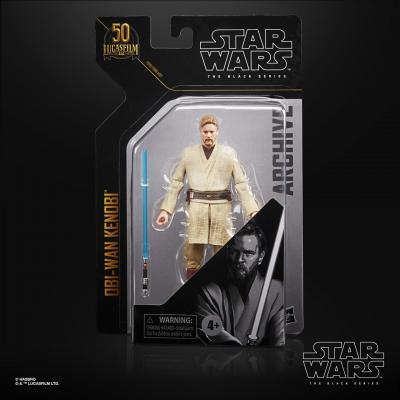 STAR WARS - THE BLACK SERIES - Archive - Obi-Wan Kenobi 15cm