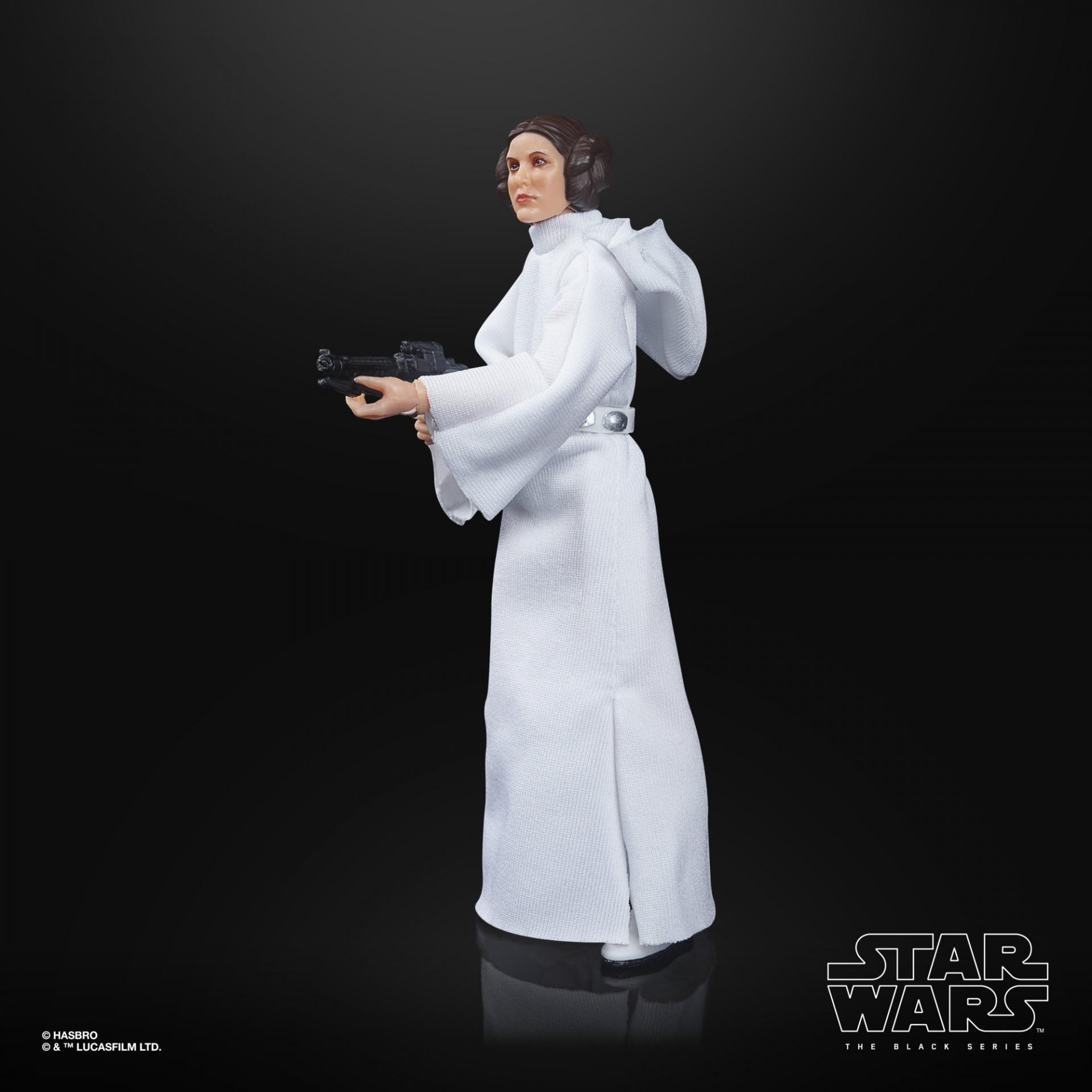 Star wars the black series archive princess leia organa 15cm2