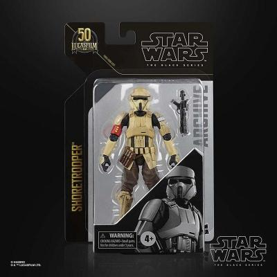 STAR WARS - THE BLACK SERIES - Archive - Shoretrooper 6