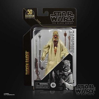 STAR WARS - THE BLACK SERIES - Archive - Tusken Raider 6