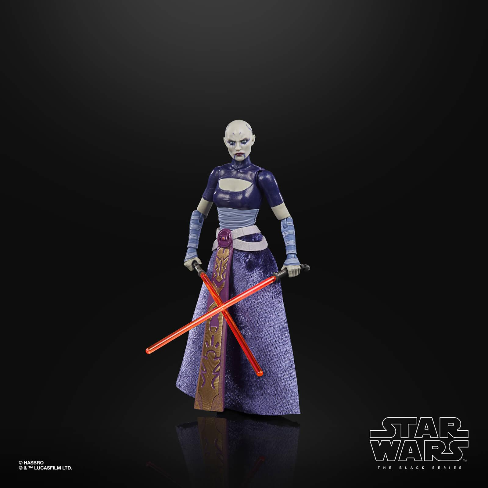 Star wars the black series asajj ventress 15cm3