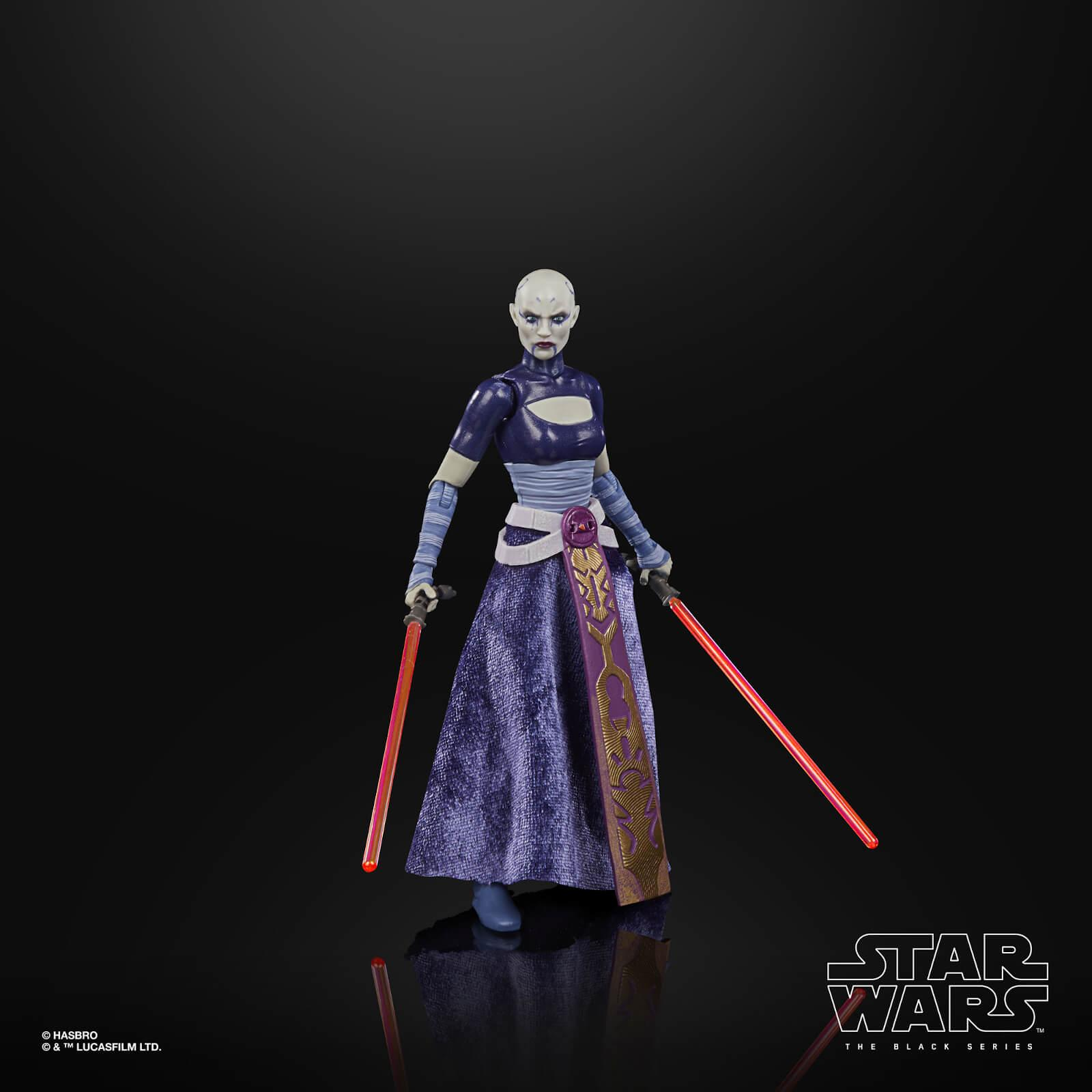 Star wars the black series asajj ventress 15cm4
