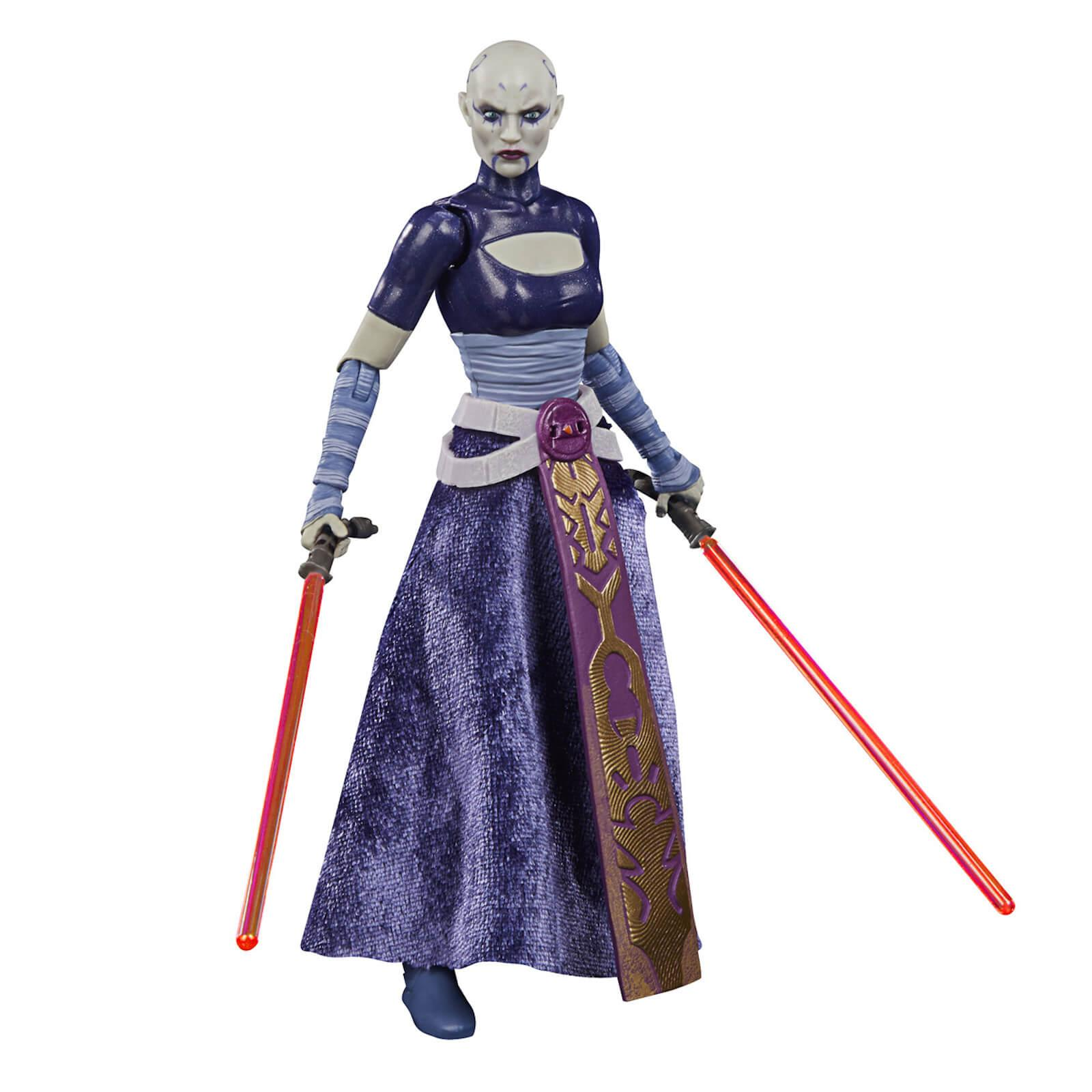 Star wars the black series asajj ventress 15cm5