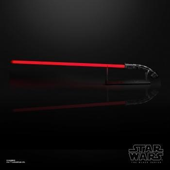 STAR WARS - THE BLACK SERIES - Asajj Ventress Force FX Elite Lightsaber