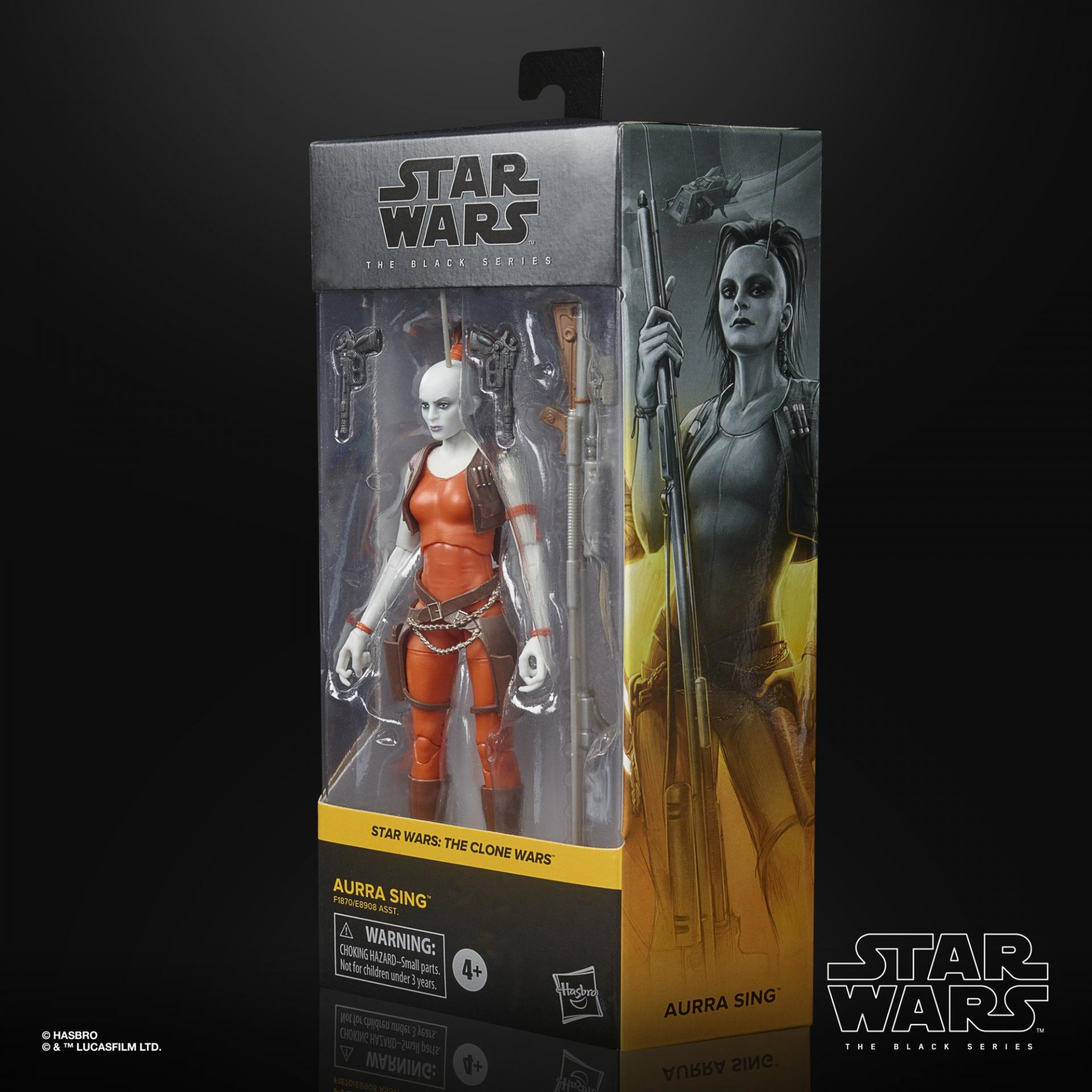 Star wars the black series aurra sing 15cm1 1