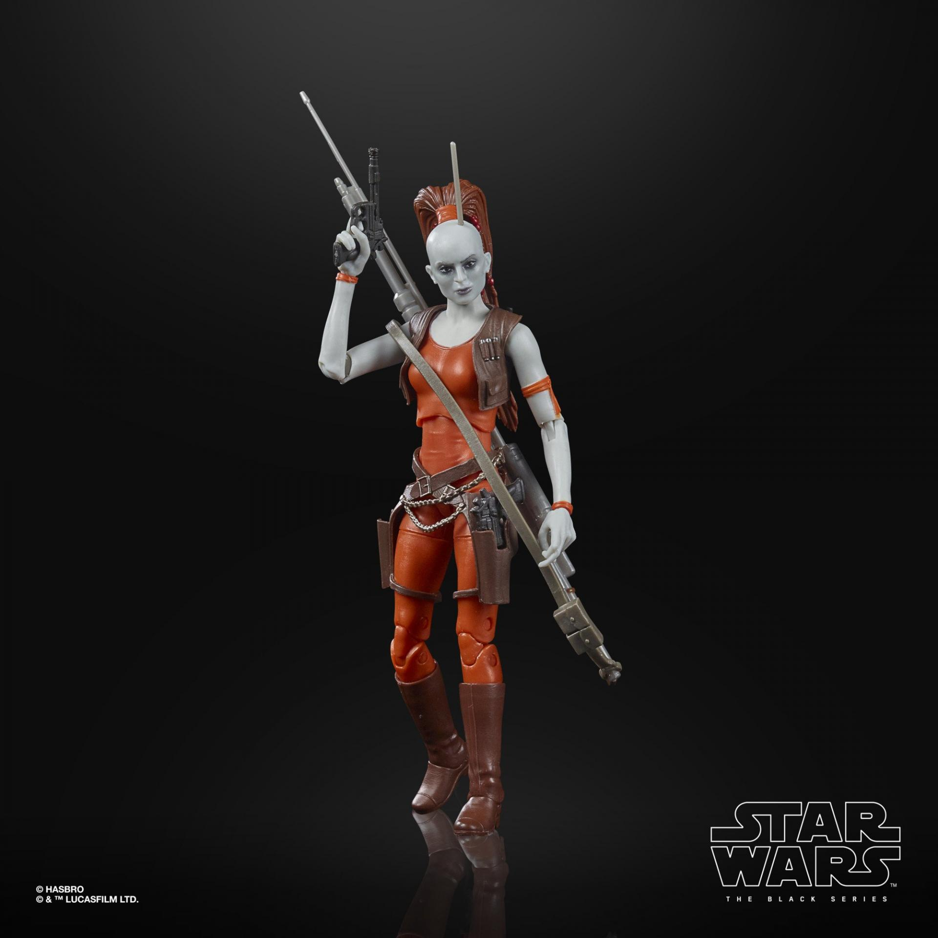 Star wars the black series aurra sing 15cm3