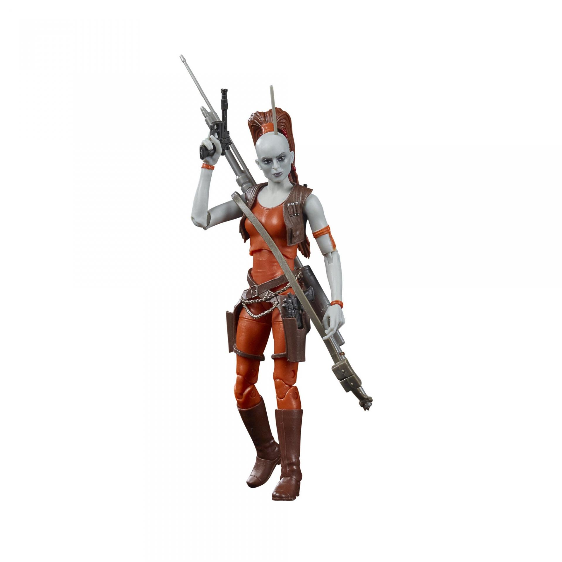 Star wars the black series aurra sing 15cm7
