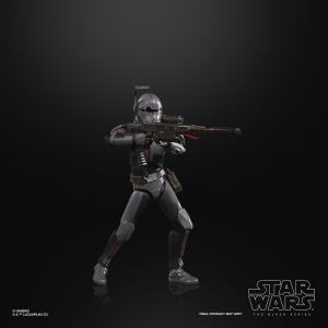 Star wars the black series bad batch crosshair 15cm