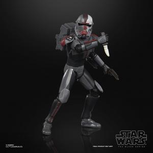 Star wars the black series bad batch hunter 15cm