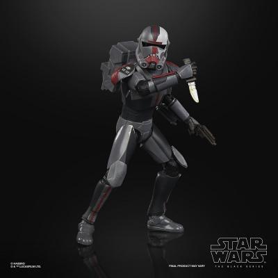 STAR WARS - THE BLACK SERIES - Bad Batch Hunter 6