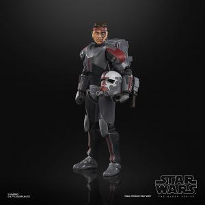 Star wars the black series bad batch hunter 15cm1