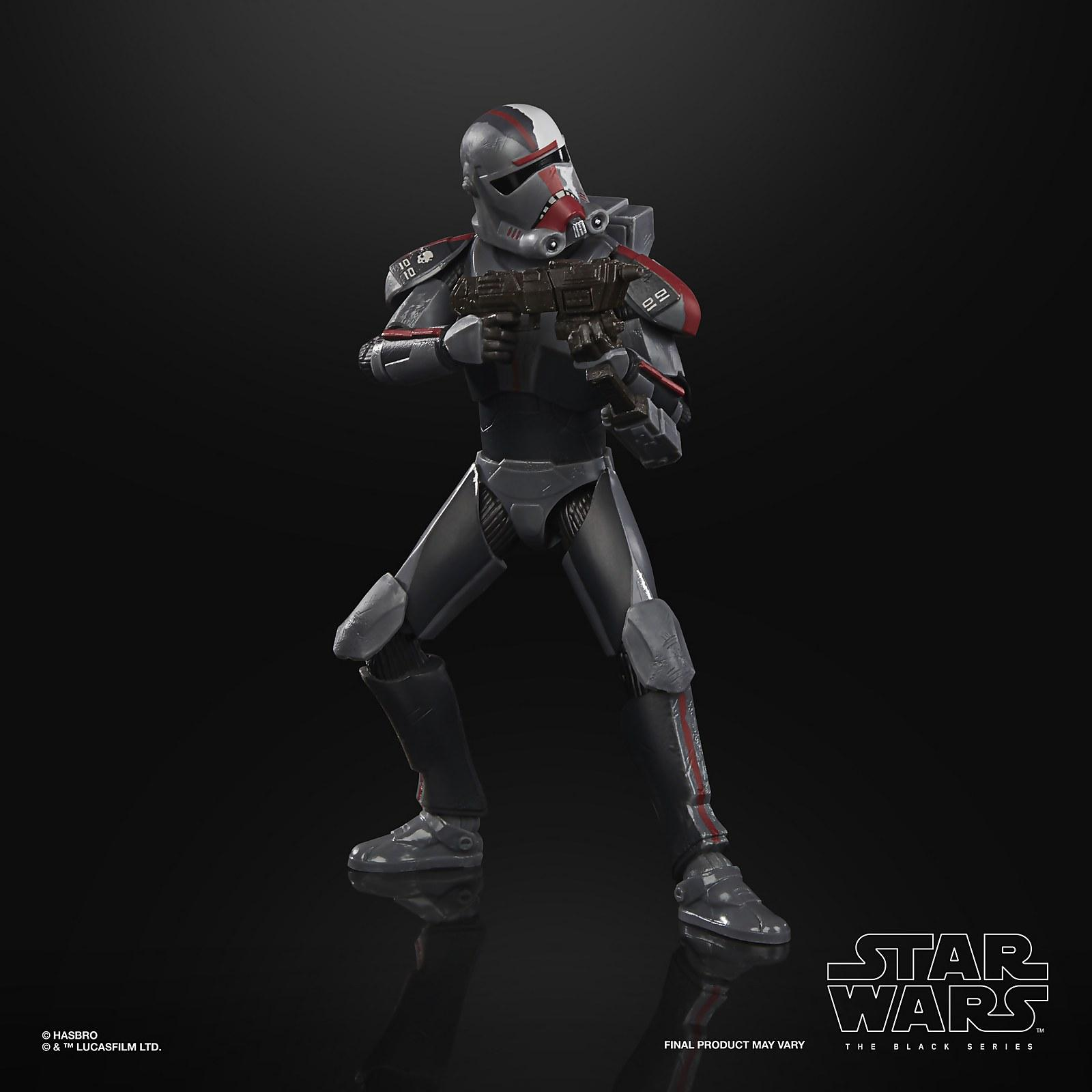 Star wars the black series bad batch hunter 15cm2