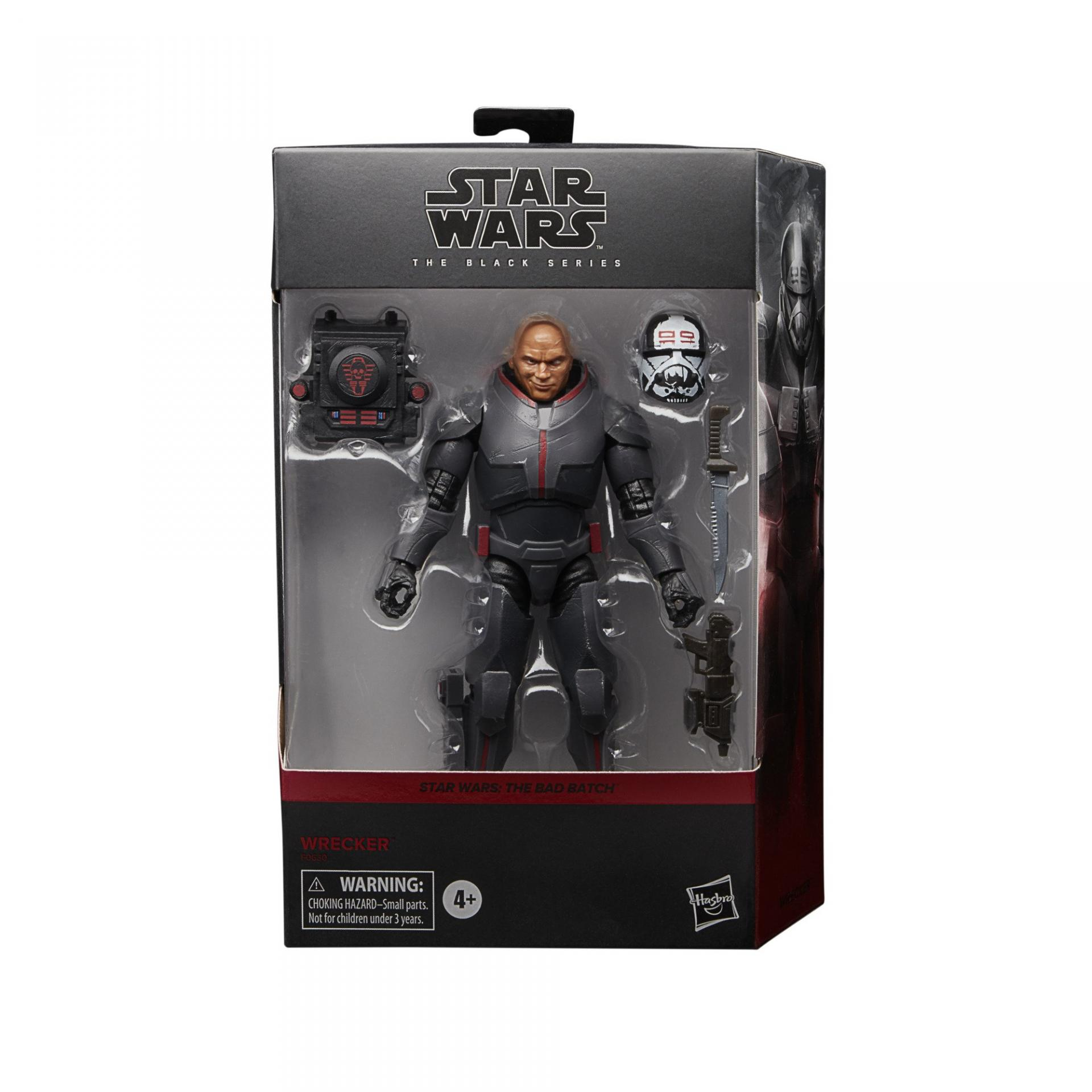 Star wars the black series bad batch wrecker deluxe 15cm9
