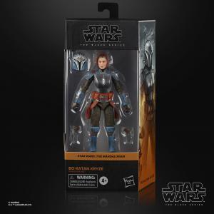 Star wars the black series bo katan kryze 15cm