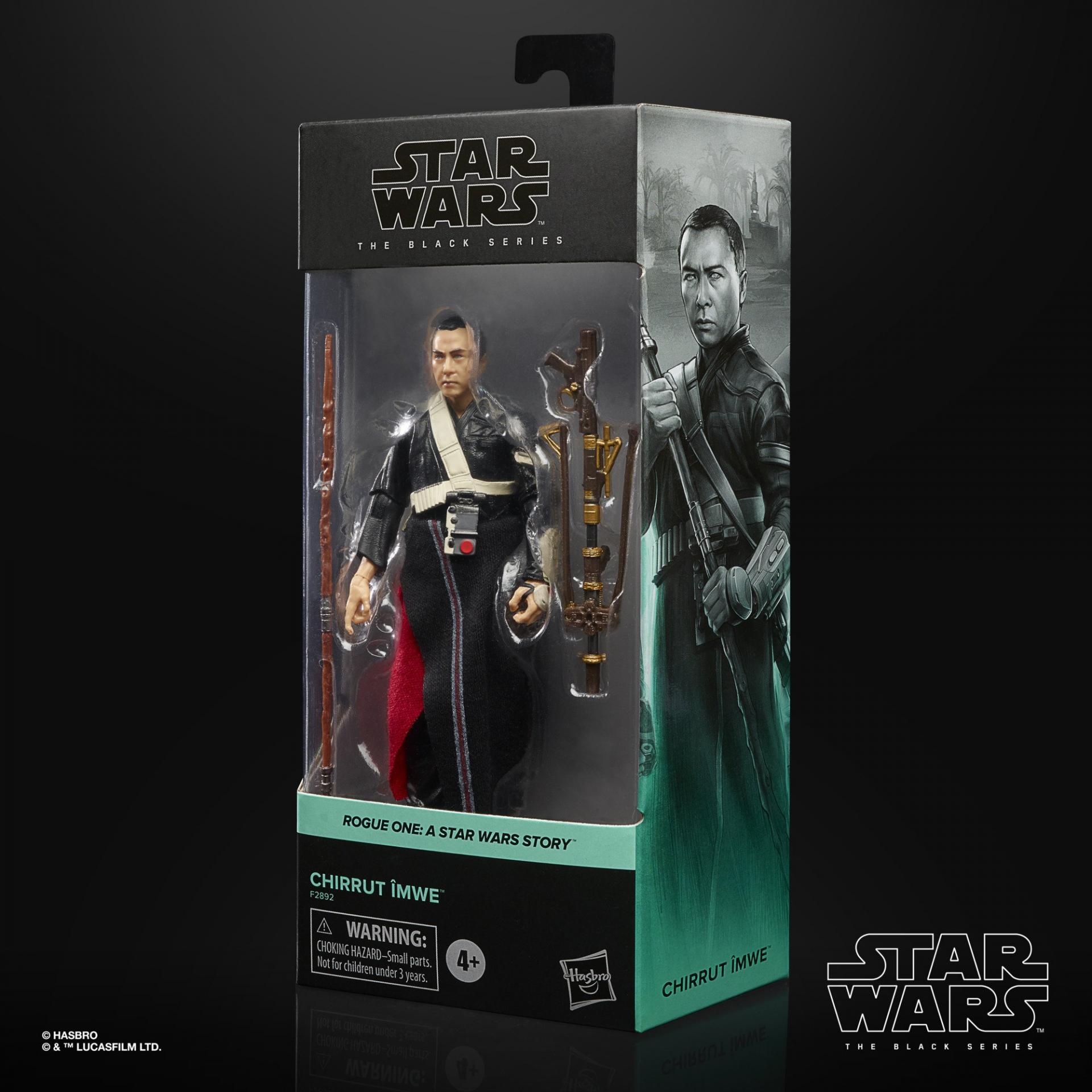 Star wars the black series chirrut imwe 15cm1 1