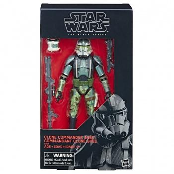 Star wars the black series commander gree 15cm