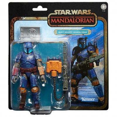 STAR WARS - THE BLACK SERIES - Credit Collection - Heavy Infantry Mandalorian