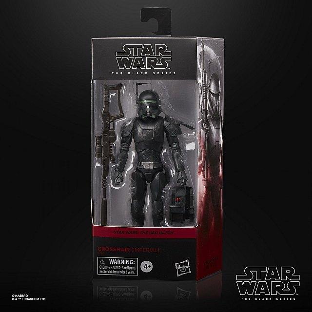 Star wars the black series crosshair imperial 15cm