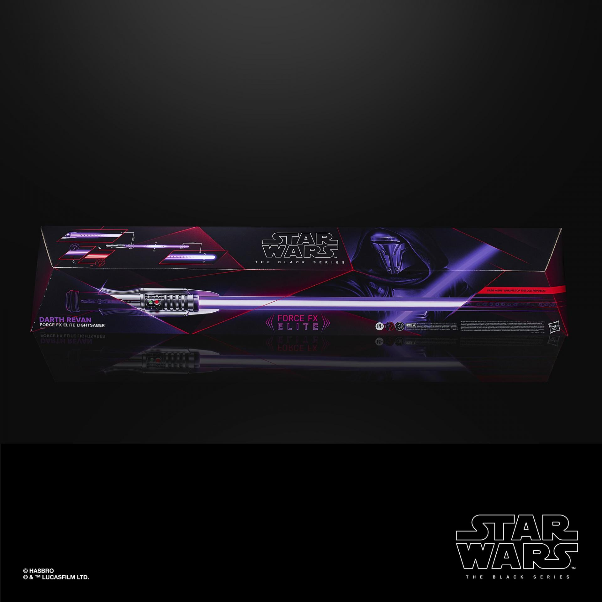 Star wars the black series darth revan force fx elite lightsaber1