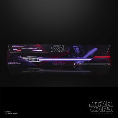 STAR WARS - THE BLACK SERIES - Darth Revan Force FX Elite Lightsaber