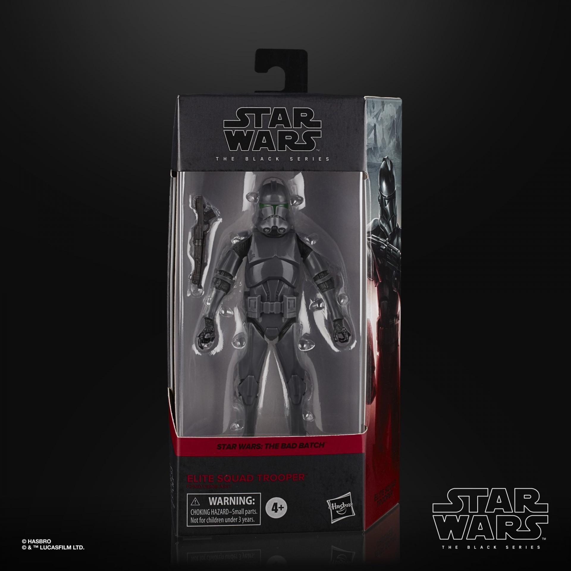 Star wars the black series elite squad trooper 15cm