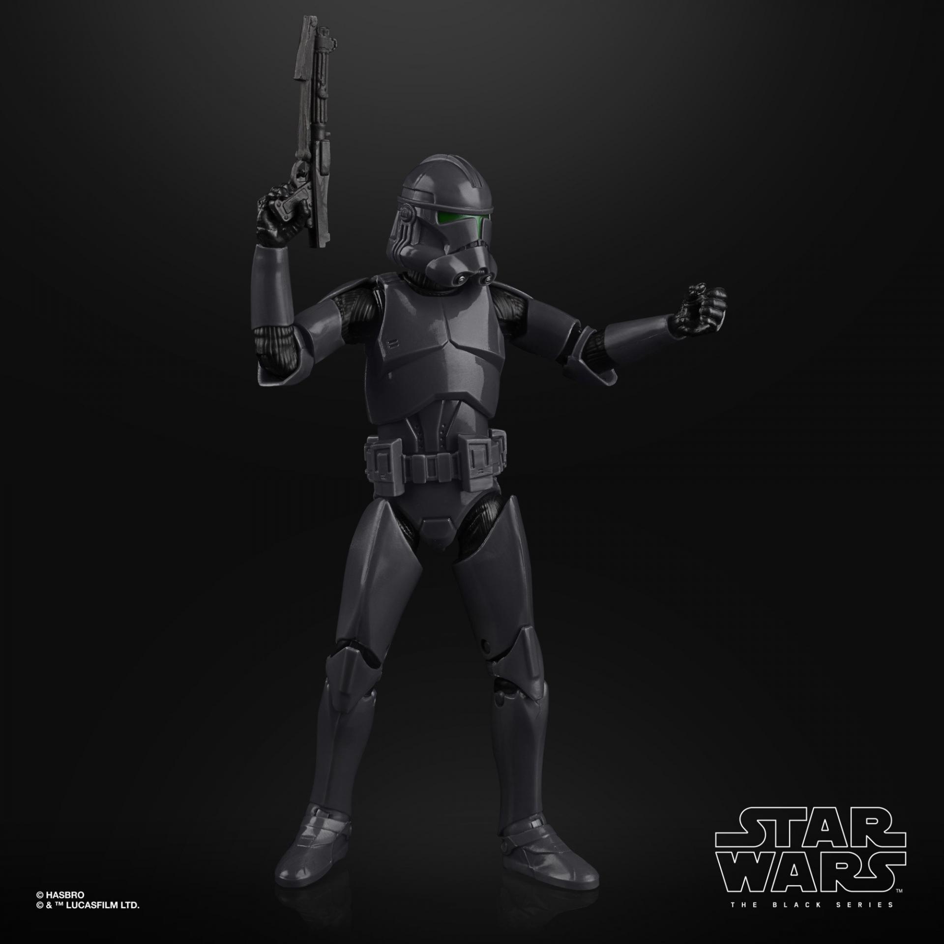 Star wars the black series elite squad trooper 15cm2