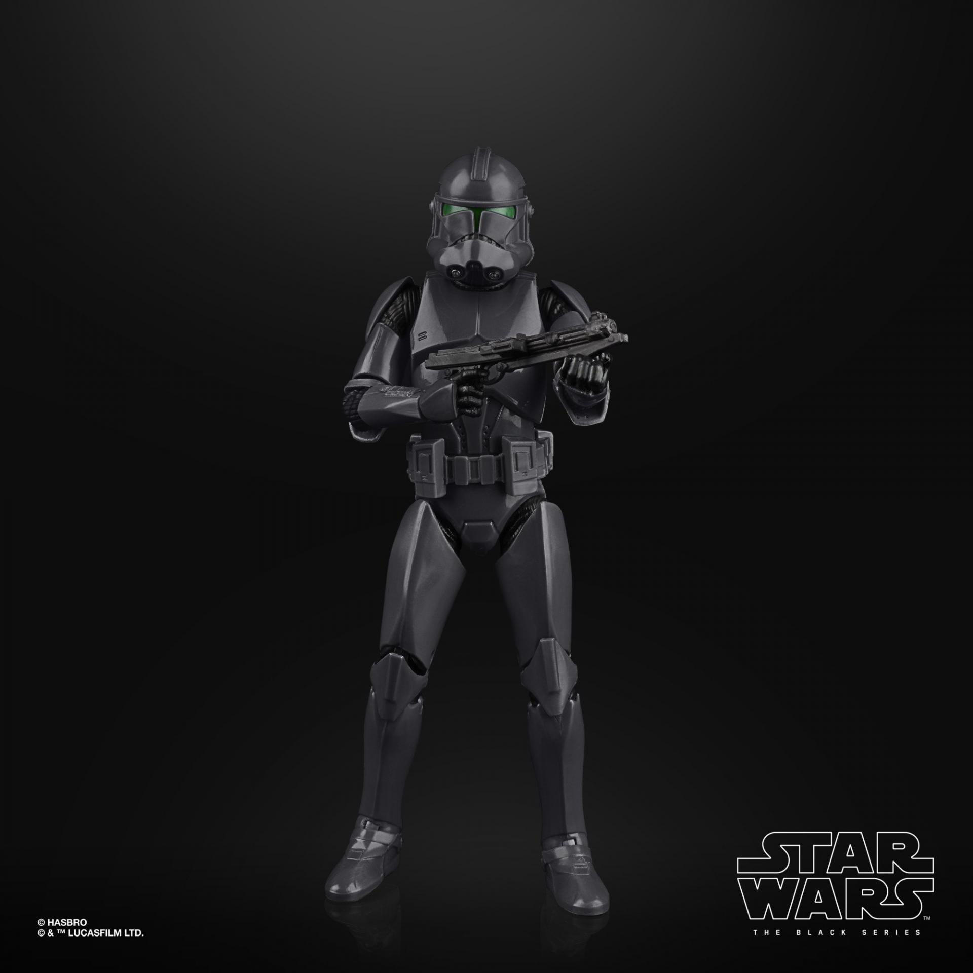 Star wars the black series elite squad trooper 15cm3