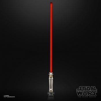STAR WARS - THE BLACK SERIES - Emperor Palpatine Force FX Elite Lightsaber