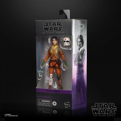 Star wars the black series ezra bridger 15cm