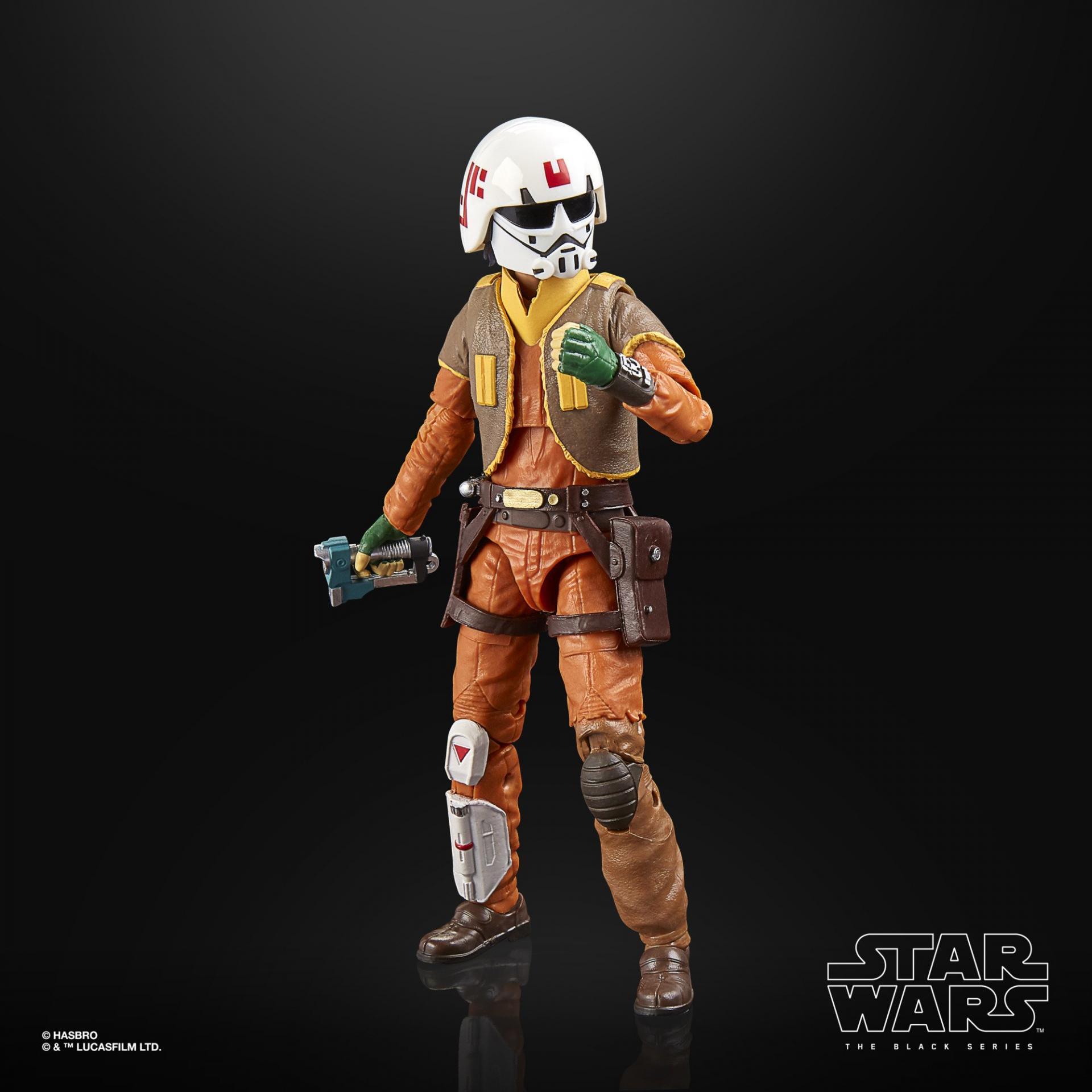 Star wars the black series ezra bridger 15cm5