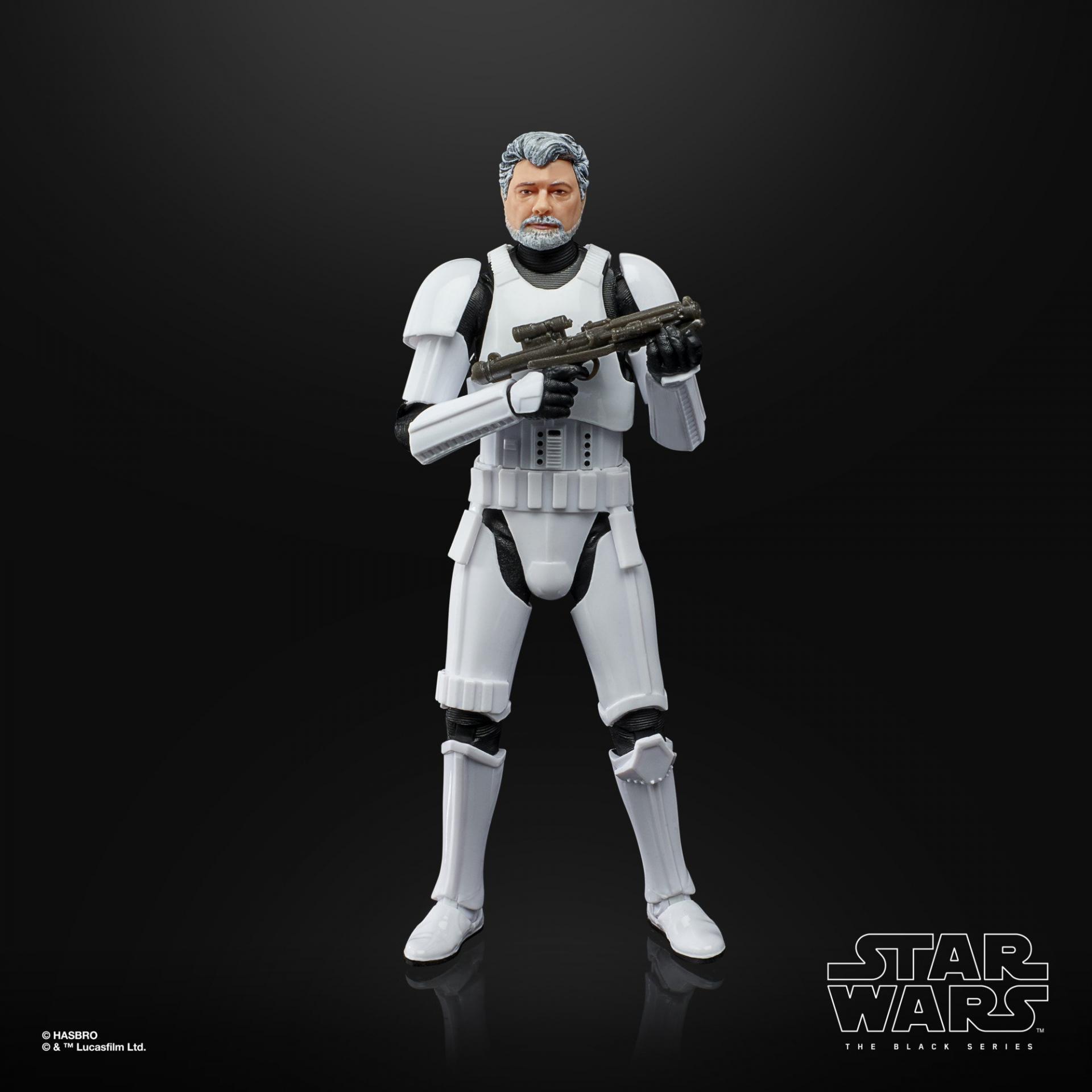 Star wars the black series george lucas in stormtrooper disguise 2