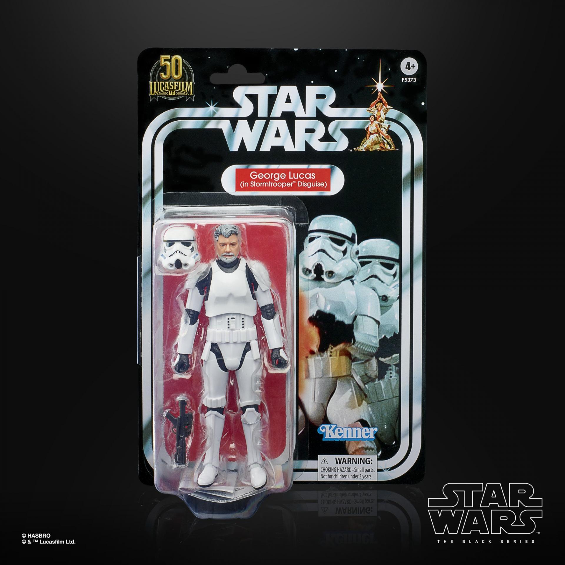 Star wars the black series george lucas in stormtrooper disguise 4