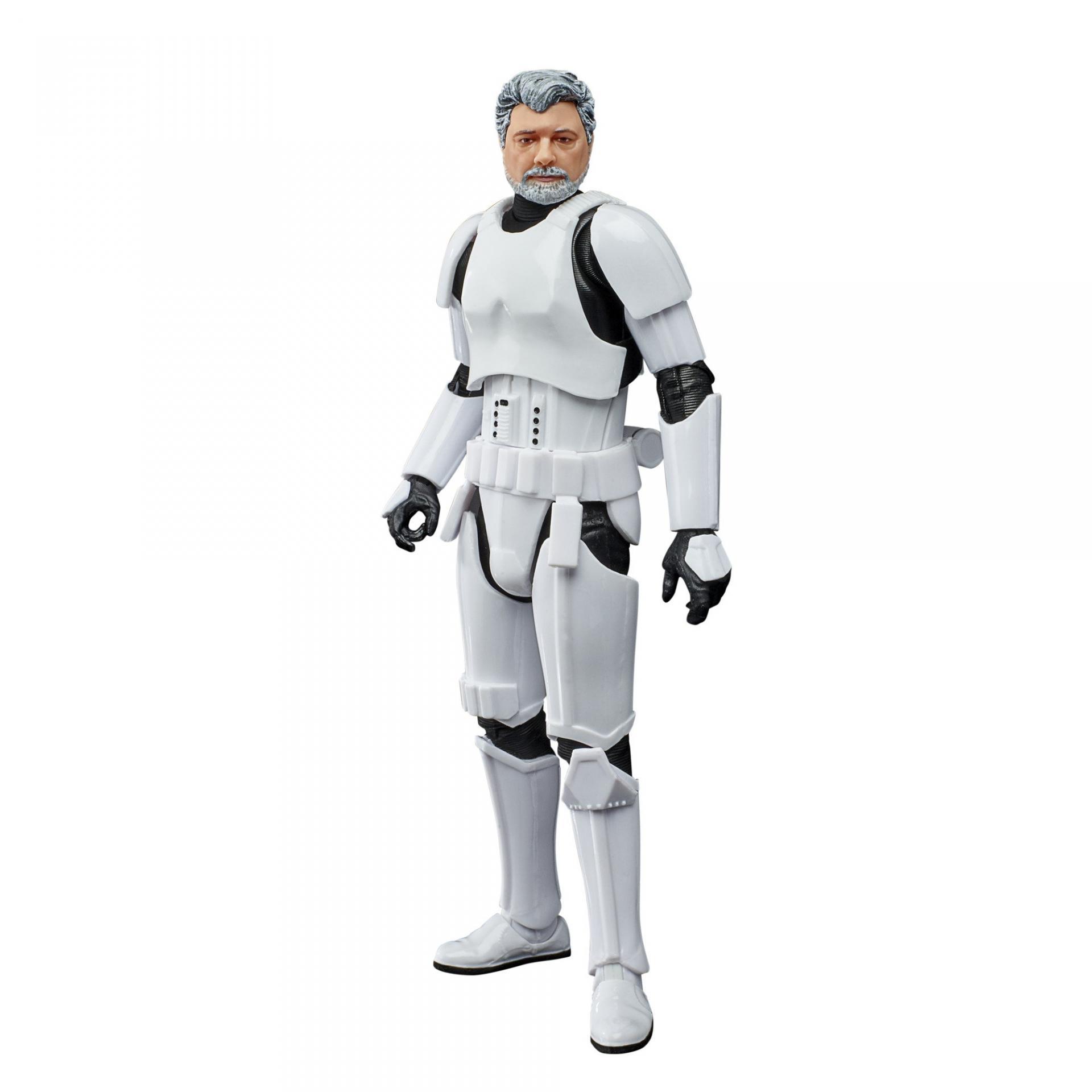 Star wars the black series george lucas in stormtrooper disguise 5