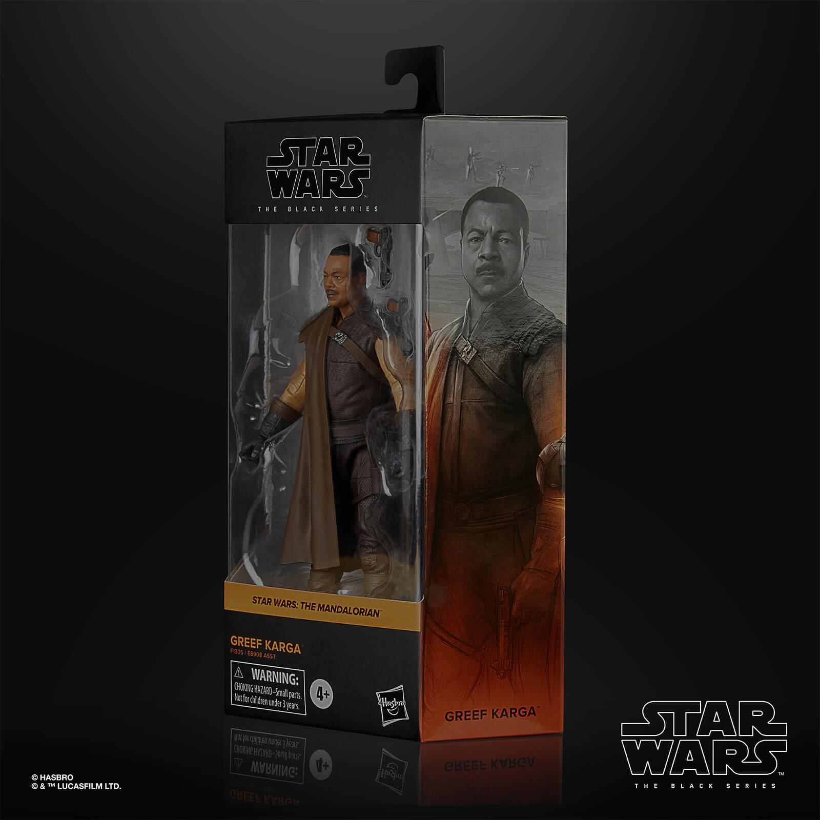 Star wars the black series greef karga15cm1